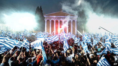 Fiddling while Athens burns   Financial News   Scoop.it
