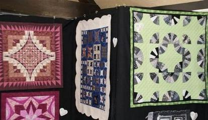 Le patchwork s'expose | Autour de Nouan-le-Fuzelier | Scoop.it