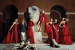 Valentino Launches World's First Virtual Museum | SENATUS Magazine | 3D design learning | Scoop.it