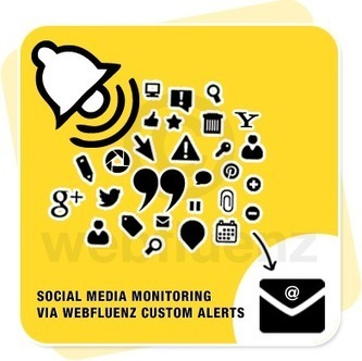 How To Use Kick Ass Custom Alerts For Social Media Monitoring? | Its All About Social Media! | Scoop.it