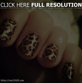 brown patch nail art designs | Latest Nail Art Designs 2015 | Nail Art Designs | Scoop.it