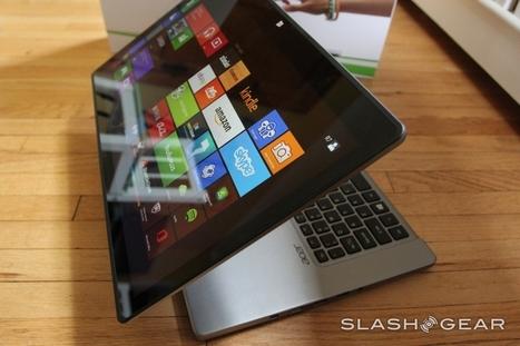 Acer Aspire R7.. the unique abilities review | Mobile IT | Scoop.it