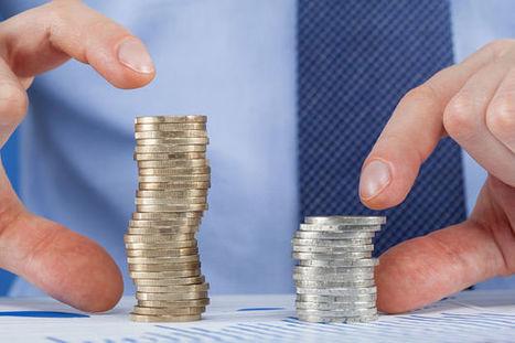 Ecarts de salaires : 1 696 euros pour les employés, 3 334 euros pour les cadres - RegionsJob   Moreno Consulting   Scoop.it