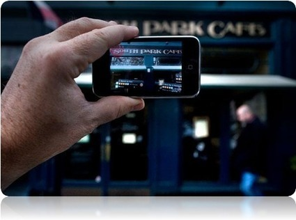 Augmented Reality Apps Turn Smartphones into Digital Tour Guides | WEBOLUTION! | Scoop.it