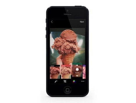 Flickr For iPhone Can Now Auto-Upload The Photos In Your Camera Roll | Macwidgets..some mac news clips | Scoop.it