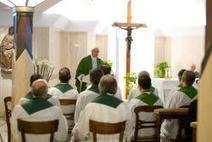 Pope at Mass: Culture of encounter is the foundation of peace | Law and Religion | Scoop.it