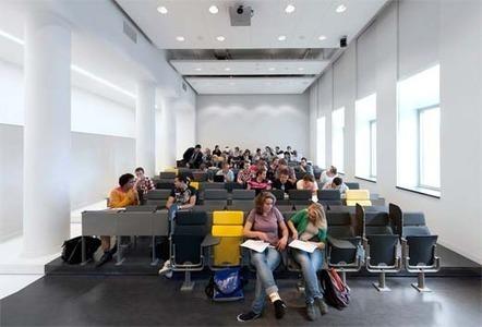 Nieuw interieur voor Kohnstammhuis en Theo Thijssenhuis   School Libraries around the world   Scoop.it