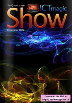 ICTmagic Show Dec 2012 | Aprendiendo a Distancia | Scoop.it