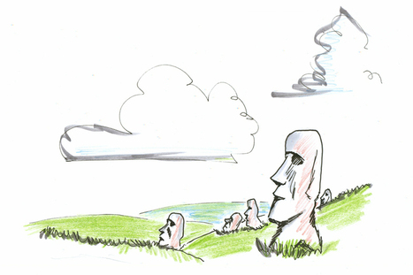 What Happened On Easter Island — A New (Even Scarier) Scenario | Writing, Research, Applied Thinking and Applied Theory: Solutions with Interesting Implications, Problem Solving, Teaching and Research driven solutions | Scoop.it