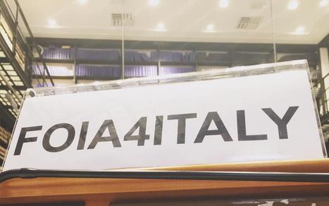 L'Italia ha un Freedom of Information Act #foia4italy | #FOIA4Italy: accesso civico e #opendata ai cittadini | Scoop.it