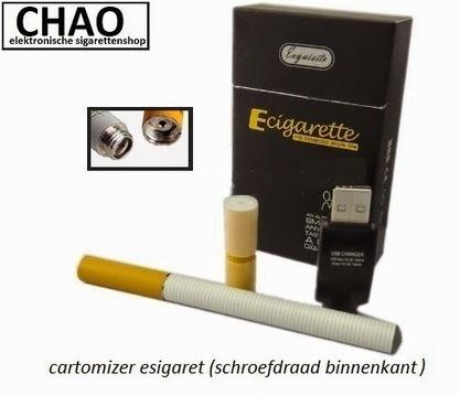 Elektronische Cartomizers in verschillende smaken en nicotine Concentratie | Nieuw Elektronische Sigaret Kopen | Scoop.it