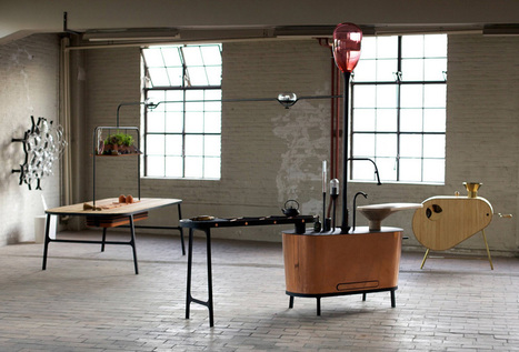 Microbial Home & The Kitchen of the Future   Embodied Zeitgeist   Scoop.it