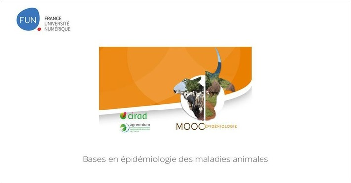 [Today] MOOC Bases en épidémiologie des maladies animales | MOOC Francophone | Scoop.it
