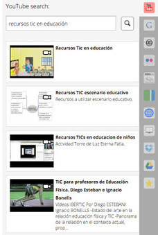 Blendspace: organiza y presenta tus materiales educativos | HORA DE APRENDER | Scoop.it