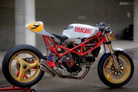 Top 5 Ducati Monster customs | Film Streaming Gratis Online Italia | Scoop.it