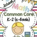 Common Core Math: Free Back-to-School eBook for Grades K-2 | CCSS Mathematics | Scoop.it