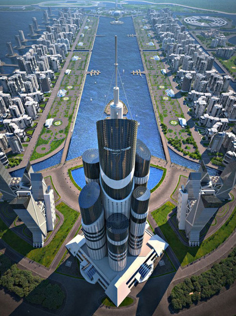 DVICE: $2 billion Azerbaijan Tower to claim world's tallest building crown | Uncommon but Notable | Scoop.it