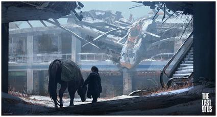 Animation Tidbits • The Last of Us: Left Behind - Concept Art | Prepper Supplies | Scoop.it