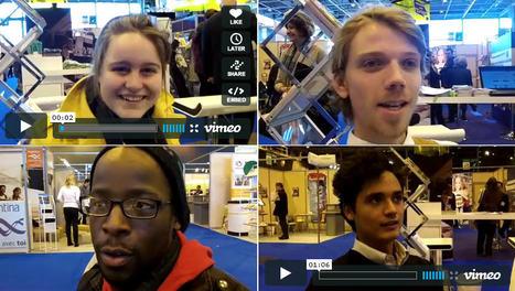 Témoignages Video des étudiants - Expolangues 2012  Paris | Langues Education | Scoop.it