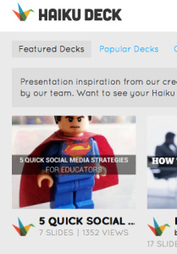 5 Quick Social Media Strategies for Educators   Educational Use of Social Media   Scoop.it