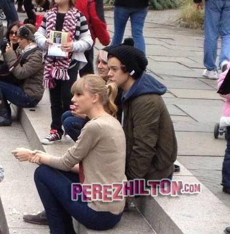 MORE From Harry Styles And Taylor Swift's Romantic New York ...   Music Today   Scoop.it