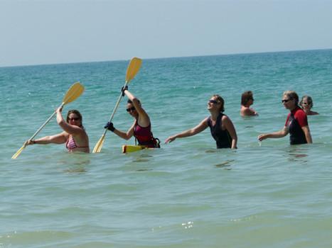 Longe-côte : un sport plaisir pour tous | randonnées dans la Manche, en Normandie | Scoop.it
