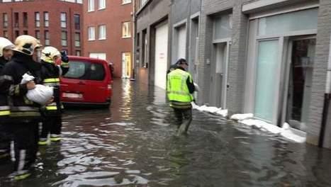 Afvoerprobleem zet straten blank in Antwerpen | nathalie | Scoop.it