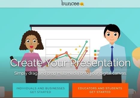 Crear presentaciones online y gratis con Buncee | Entornos y Redes - CUED | Scoop.it