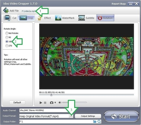 rotate mp4 video free | video editor | Scoop.it