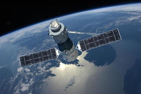 How To See the Doomed Tiangong-1 Chinese Space Station - Universe Today | More Commercial Space News | Scoop.it