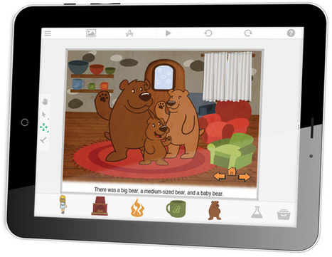 Three Maker Apps to Spark Young Imaginations | Mobile learning and app design for educators | Scoop.it