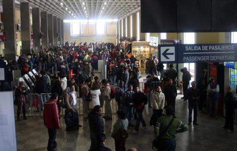 Decomisan 80 láminas de droga a pareja peruana en aeropuerto dominicano | RPP NOTICIAS | Piero informa | Scoop.it