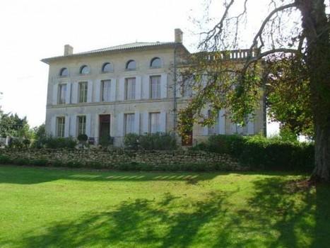 Magnifique propriété 7 CH avec vignes proche de SAINT EMILION   Bordeaux Belles Maisons   Scoop.it