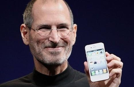 Steve Jobs : 10 techniques clés de présentation   Prendre la parole en public   Scoop.it