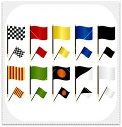 Formula one racing flags. | Formula 1 Deals | Scoop.it
