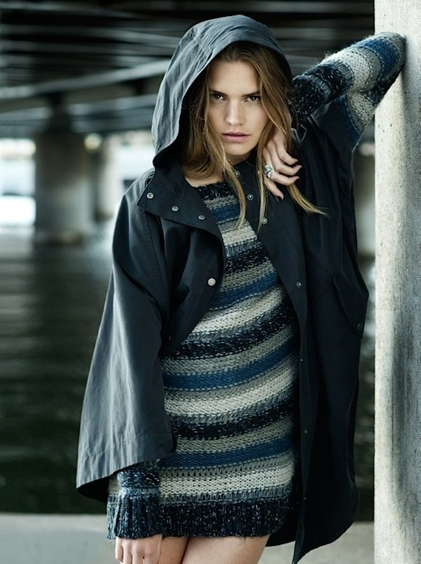 [newly on websites] Sophia Nilsson @ Next Model Management in London & NY ('new faces' division) | Banna ROcksss | Scoop.it