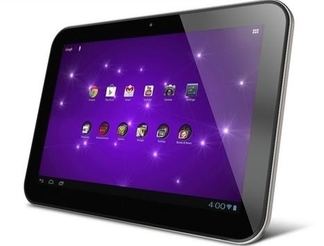 Toshiba presenta su nueva tablet Excite con Jelly Bean | Mobile Technology | Scoop.it