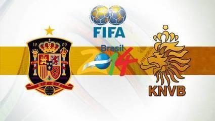 Spagna - Olanda Segui la Diretta Live 13 giugno | Mondiali brasile 2014 | Scoop.it