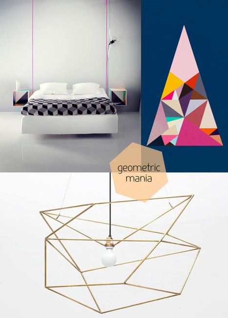 Happy Interior Blog: Geometry For Interiors | Interior Design & Decoration | Scoop.it