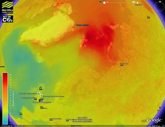Logiciels géographiques : Google Earth, G.Projector, World Wind... | En Quete de Com | Scoop.it