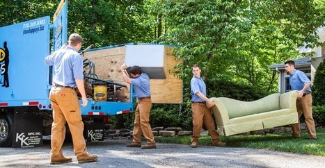 Junk Removal Company | Stand Up Guys Junk Removal | Scoop.it