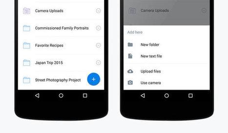 Dropbox Androidille uudistui täysin | Android tools and news | Scoop.it