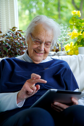 More Seniors with Alzheimer's Using Technology to Stay at Home Longer | Alzheimer's Support | Scoop.it