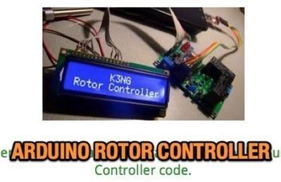 Arduino Rotator Controller | Raspberry Pi | Scoop.it