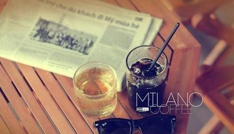 Milano cafe | deptrai | Scoop.it