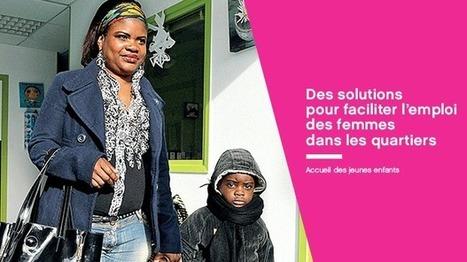 Un guide pour faciliter l'emploi des femmes dans les quartiers | Interculturel, immigration, lutte contre les discriminations : pour une société de diversité | Scoop.it