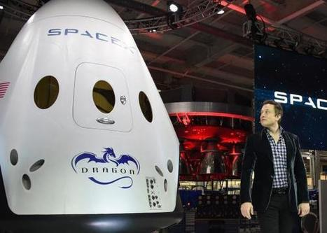 Why Is Elon Musk so Hellbent on Going to Mars? | Space matters | Scoop.it