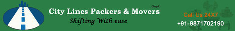 movers and packers gurgaon , City Lines Packers & Movers | packers and movers | Scoop.it