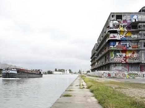 Street-art: à Pantin, une cathédrale du graff qui va disparaître | The Blog's Revue by OlivierSC | Scoop.it