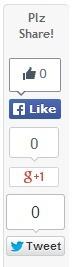 Attractive Sidebar Scrolling Social Sharing Widget For Blog | F4U ONLINE COURSES | Scoop.it